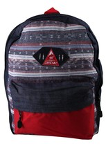 Official Salvador Aztec School Gym Bag Denim Backpack F15-3002 NWT image 2