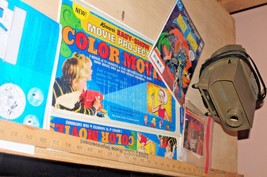 2 ea KENNER EASY SHOW1968 projectors +View Master /1966 Batman 3 Reels. ... - $169.28