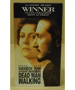 Poly Gram Video Dead man Walking VHS Movie  * Plastic Paper - $4.34