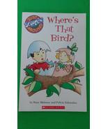 Where's That Bird? Just Schoolin' Around by Peter Maloney/Felicia Zekaus... - $5.45