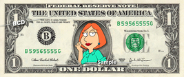 LOIS GRIFFIN Family Guy on REAL Dollar Bill Cash Money Collectible Memor... - $8.88