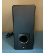 Yamaha NX-SW300 Sub Woofer / Power Center From CINEMASTATION NX-SW300 Set - $61.36