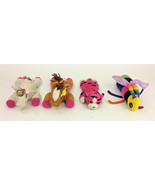 Lisa Frank Markie Unicorn Rainbow Chaser Horse Twinkle Star Cat Buzz Bee... - $32.23