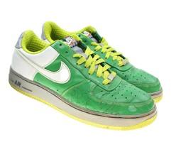 NIKE Air Force 1 Premium 07 'Gauchos Gym' Retro Sneakers 315180-311 Mens... - $74.24