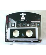 Sentry White Cube Amplified Portable Speaker System NEW  - $5.00