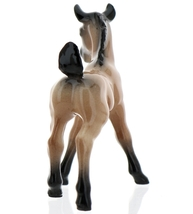 Hagen-Renaker Miniature Ceramic Horse Figurine Wild Mustang Colt Sorrel image 9
