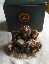Boyds Bears Bearstone Grenville...The Story Teller- #2265 - $50.99