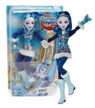 """DC Super Hero Girls Frost 12"""" Doll New in Box - $19.88"""