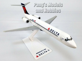 Boeing 717 (717-200) Delta Airlines 1/200 Scale Plastic Model - $29.69