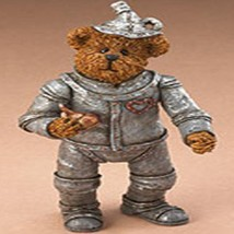 "Boyds Shoe Box Bear ""Tinman"" - Wizzard of Oz- #3261- NIB- 2005 - $23.99"
