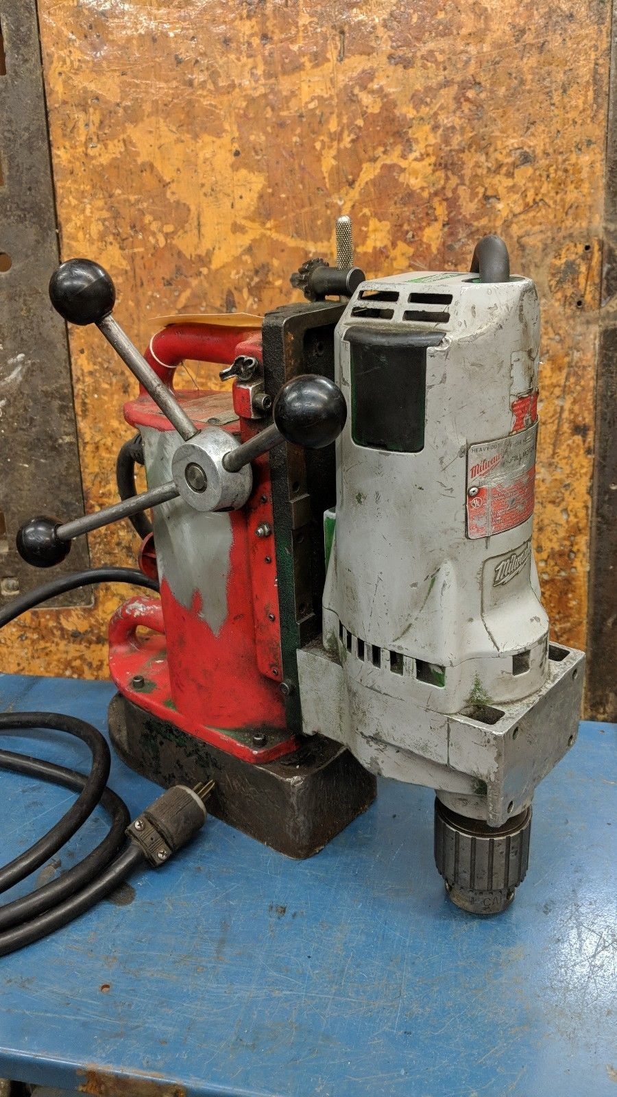 Milwaukee 4202 Electromagnetic Variable speed magnetic drill Press 4262-1 motor