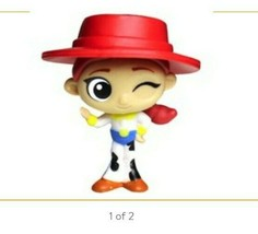 "Winking Jesse Toy Story 4 Blind Bag Figure 1.5"" Series 3 Cowgirl - $8.90"