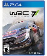 New! WRC 7: The Official Game Sony PlayStation 4 PS4 Free Shipping Racin... - $53.45