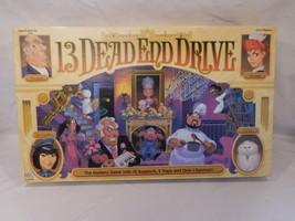 Milton Bradley 1993 13 DEAD END DRIVE Board Game - $28.02