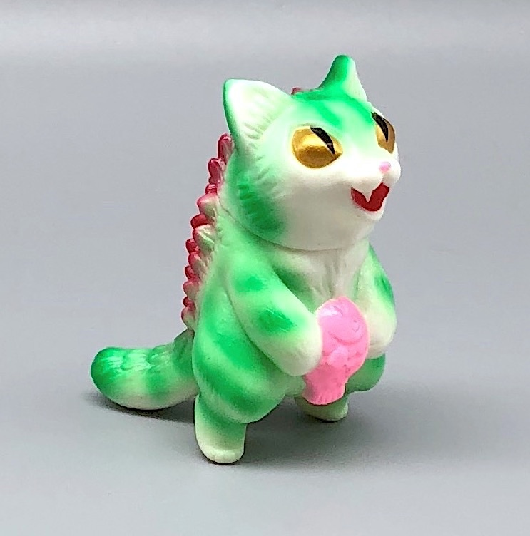 Max Toy Green Striped Micro Negora