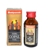 Baidyanath Herbal Shri Gopal Tel Oil (Buy 2 X 50 ml) - $23.19