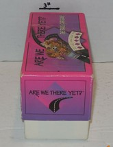 1994 Are We There Yet? The Travel Card Game Box Set Family Game Road Trip Pink - $9.50