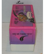 1994 Are We There Yet? The Travel Card Game Box Set Family Game Road Tri... - $9.50