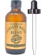 Anxiety Relief Essential Oil Blend 120ml/ 4oz Natural Pure Undiluted The... - $34.78