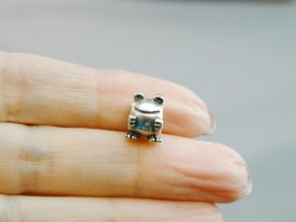 Authentic Pandora ALE Sterling Frog Charm - $49.99