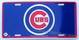 Chicago Cubs License Plate - $6.90