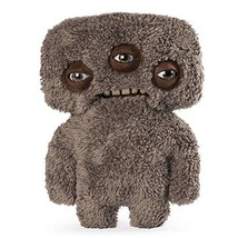Fuggler Funny-Ugly Monster Plush Annoyed Alien, Brown 9 Inches - $20.65