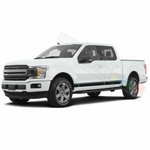 Side Door Scratch Stripes Wrap Decal Sticker for Ford Supercrew cab F150... - $49.68