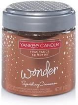 Yankee Candle Sparkling Cinnamon Fragrance Spheres (Wonder) - $7.50