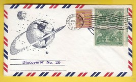 DISCOVERER No. 29 LAUNCH VANDENBERG AFB CA AUGUST 30 1961 - $2.68