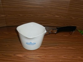 Corning Ware Blue Cornflower 1 Qt (measuring) Sauce Maker w/Handle - $15.83