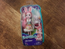 NEW 2017 Toys Enchantimals Bree Bunny Doll - $13.09
