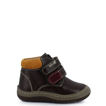 Boy's Rilo baby brown leather crib shoe - $35.98