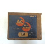 Vintage AC Fuel Pump 551 24917 Made in USA - $74.99