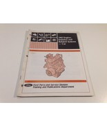 1985 Ford Car Engine Emission Control and Related Systems Manual 2107-009 - $13.99