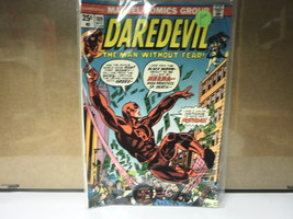 L3 MARVEL COMIC DAREDEVIL ISSUE #109 MAY 1974 IN GOOD CONDITION IN BAG - $43.86