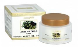 Anti-wrinkle cream with minerals Dead Sea  & Vitamin E Beauty Life 1.7fl.oz/50ml - $14.85