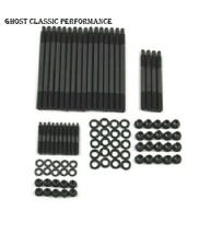 1997-2002 Chevy LS LS1 LS6 3 Bolt 12 Pt Head Stud Kit Black Oxide - $98.99