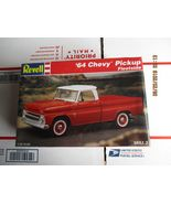 Revell 1964 Chevy Fleetside Pickup 1/25 scale  - $46.99