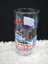 "You Got the Right One Baby Uh Huh 6"" Diet Pepsi Drinking Glass, Collectible Home - $12.86"