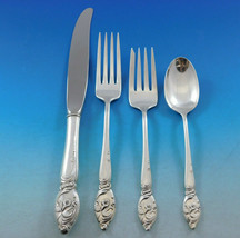 Enchanting Orchid by Westmorland Sterling Silver Flatware Set Service 37... - $2,178.00