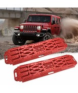 BUNKER INDUST Off-Road Traction Boards with Jack Lift Base, 2 Pcs Recove... - $99.09