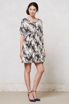 NWT ANTHROPOLOGIE IKAT SWING DRESS by GANNI M - $67.99