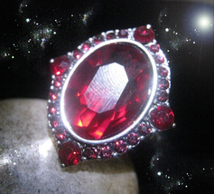 HAUNTED RING THE MOST EXTREME VAMPIRE MAGNET RARE SECRET BLESSING OOAK  MAGICK - $9,027.77