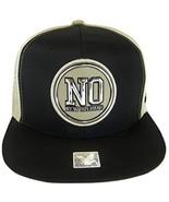 New Orleans Men's Patch Style Breathable Snapback Baseball Cap (Black/Kh... - $13.95