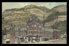 Beaumont Hotel Postcard Colorado Ouray Albertype PC for Wardell Store CO PC - $16.99