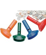 MMF Industries 224000400 Coin Counting Tubes - $26.99