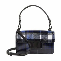 Steve Madden Brit Plaid Crossbody Bag, Blue $68 - $34.42