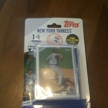 TOPPS 2009 New York Yankees Team Set-Baseball Cards-Factory Sealed - $19.80