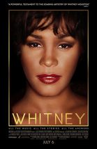 Whitney - original DS movie poster - 27x40 D/S Whitney Houston  - $32.00