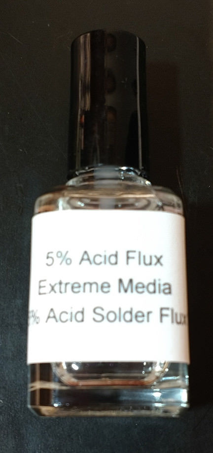 Primary image for 5% Acid Solder Flux